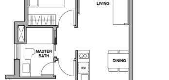 royalgreen-floor-plan-2-bedroom-b2-singapore