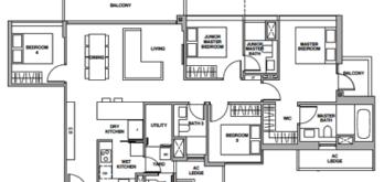royalgreen-floor-plan-4-bedroom-premium-dp1-singapore